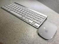 Apple Wireless Keyboard & Magic Mouse