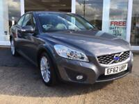 Volvo C30 2.0 PETROL 3 DOOR COUPE ( 145bhp ) 2013MY SE Lux GREY