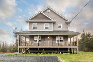 REDUCED!  Beautiful home in the country, minutes to the city!