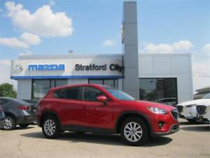 2015 Mazda CX-5 GS - SUNROOF, HEATED SEATS!