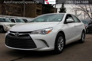 2016 Toyota Camry SE UBER OR TAPP CAR DRIVER CALL RENT TO OWN