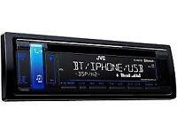 JVC KD-R881BT bluetooth/phone CD player