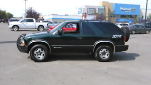 2005 Blazer off road
