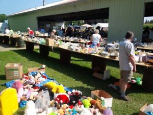 Ontario's Largest Garage Sale - 100+ tables, 20,000+ Items.
