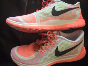 NIKE FREE 5.0 shoes for girls