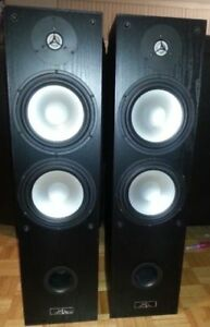 Speakers floor standing