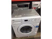 BEKO WI1573 Integrated Washing Machine 7KG A+ RRP £350