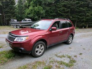 2010 Subaru Forester AWD