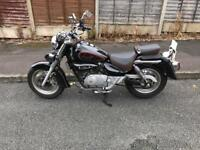 Hyosung 125cc gv Aquila (learner legal) (under 1000 miles)