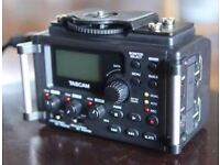 Tascam DR-60 Audio Recorder 4-Track Immaculate hardly used