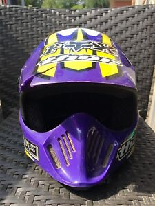CKX Youth Small MotorX Helmet