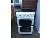 Hotpoint Electric Cooker 5TCCW