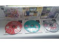 Dragonball Z PS1 Trilogy
