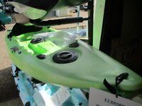 new fishing kayak package