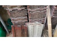 Redland Renown Roof Tiles in good used condition - approx. 200