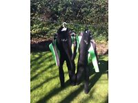 Kiri wet suit for child aged 8-11 5mm neoprene top quality £20 each