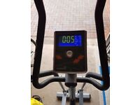 Bremshey Fitness Orbit Control Elliptical Cross-Trainer with LCD Display