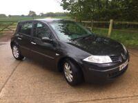 2007 Renault megane 1.5 diesel £30 a year tax 4 months mot full service history £1395