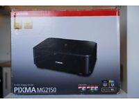 Canon PIXMA MG2150 All-in-One Colour Photo Printer (Print,Copy and Scan)