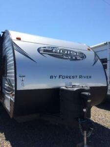 2015 FOREST RIVER Cruise Lite 262 BUNKS XL $103.00 WEEKLY
