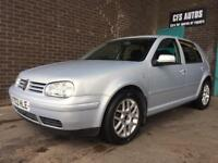 2000 VW GOLF V5 2.3 *FULL SERVICE HISTORY, DEC MOT* VOLKSWAGEN