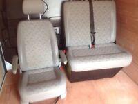 Vw Transporter t5 seats