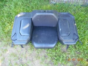 Sadel seat for ATV