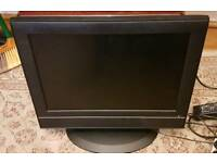 "19"" LCD HD TV WITH FREEVIEW"