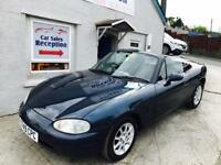 MA ZDA MX5 STUNNING CAR IN AND OUT £1195!!