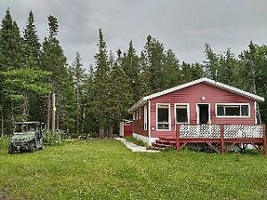 Cabin for sale Kitty's Brook (Howley)