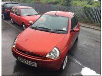 FORD KA 2007 - 12 MONTHS MOT - DRIVES A1