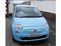 Open to sensible offers! Immaculate, 64 plate, 1.2L Fiat 500 Pop!