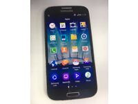 Samsung galaxy S4 GT-i9505 Smart Mobile phone unlocked. Black 16GB