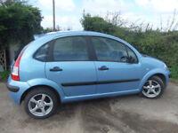 CITROEN C3 2007 petrol 1.1L