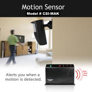 Deluxe Long Range Motion Alert (Dual Sensors)(Chilliwack)