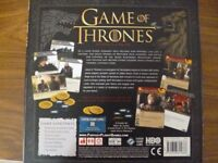 'Game of Thrones' Trading Card Game by HBO - Excellent Condition