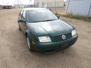 2001 Volkswagen Jetta GLS Sedan  *** FOR SALE OR TRADE ***