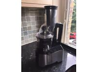 Optimum 600 cold press juicer