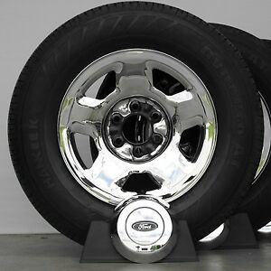 """Looking for a Ford F150 Spare Tire and rim 17"""" 6 bolt"""