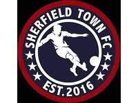 SHERFIELD TOWN FC (FOOTBALL TEAM)
