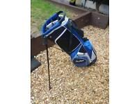 McGregor golf stand bag.