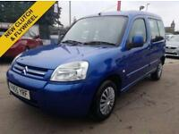 2005 CITROEN BERLINGO 1.9D MULTISPACE FORTE LONG MOT FULL SERVICE HISTORY 2 KEYS
