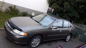 1999 Nissan Altima Berline 94542