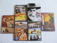 Collection of 13 cowboy movies