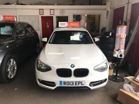 BMW 1 Series 2.0 118d Sport 5dr - FULL SERVICE HISTORY - FREE FINANCE APPLICATION - £173 PER MONTH