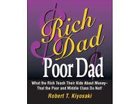 Rich Dad Poor Dad audio book