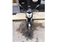 Quick Sale - Keeway RKS 125 - Excellent condition - Low Mileage - 1 owner