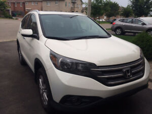 2014 Honda CR-V Touring|AWD|Navigation|Leather|Heated Seats