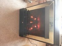 Electric Coal Effect fire with heater