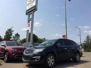 2015 Chevrolet Traverse 2LT W/Leather *DVD* *LOW KMs*